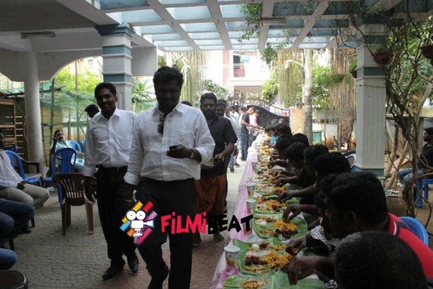 Captain Prabhakaran 60th Birthday Celebrations Photos