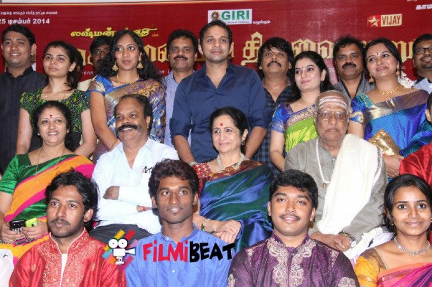 Chennaiyil Thiruvaiyaru Season 10 Press Meet Photos