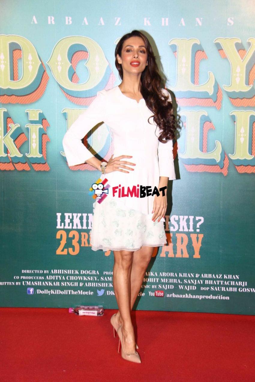 Dolly Ki Doli Trailer Launch Photos