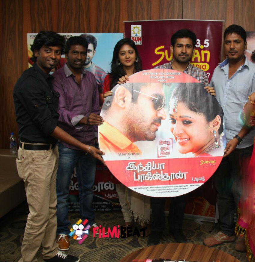 India Pakistan Audio Launch Photos