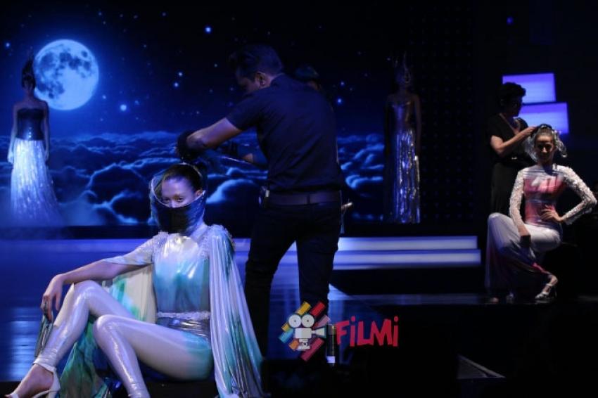 Indian Hairdressing Awards 2014-15 Photos