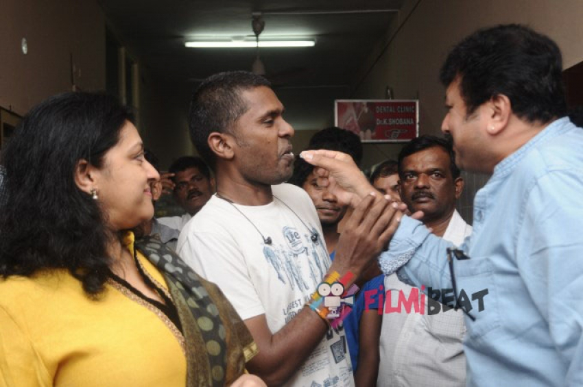 Actor Jayaram Birthday Celebration 2014 Photos