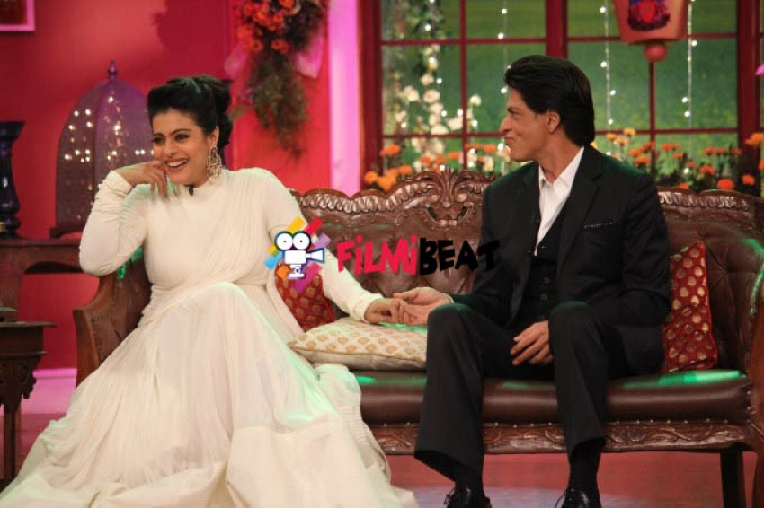 SRK And Kajol Create The DDLJ Magic Again Photos