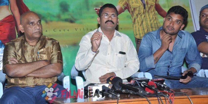 Kavvintha Movie Press Meet Photos