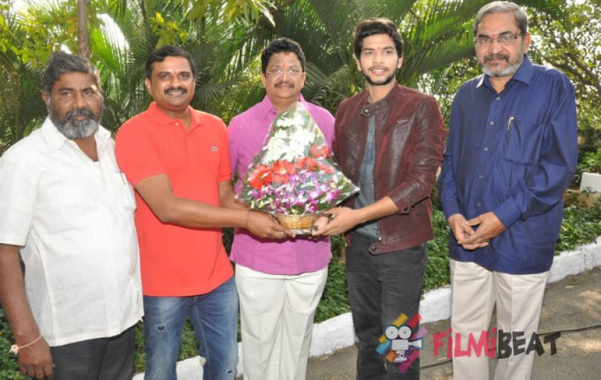 Kendra Entertainments Movie Launch Photos