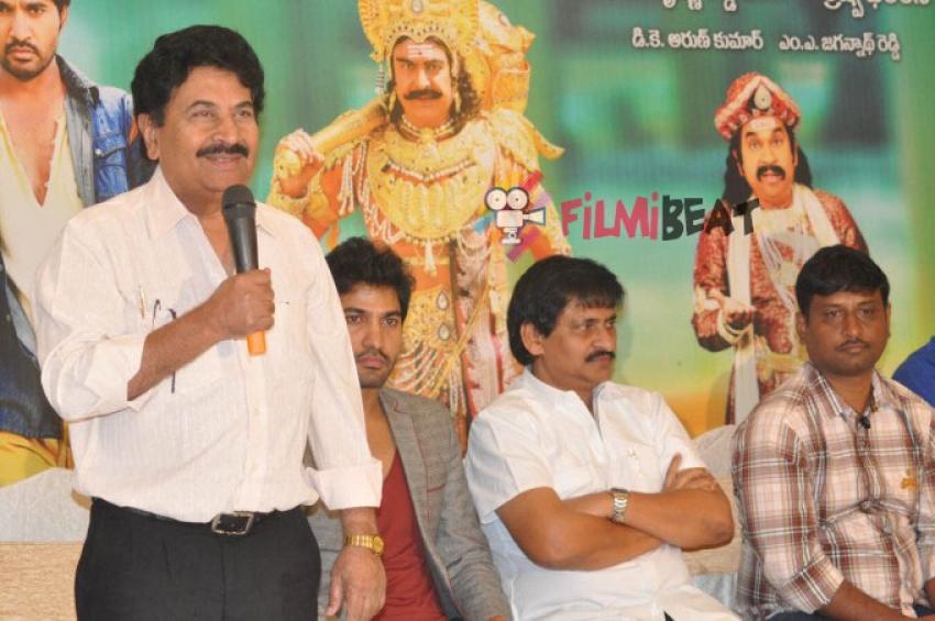 Yamaleela 2 Movie Success Meet Photos