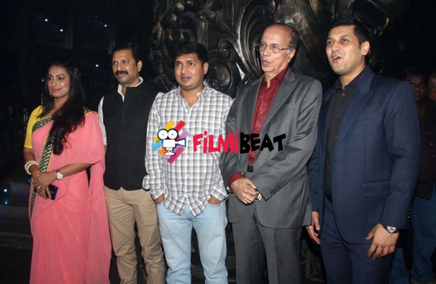 Murder Mystery Bollywood Movie Launch Photos