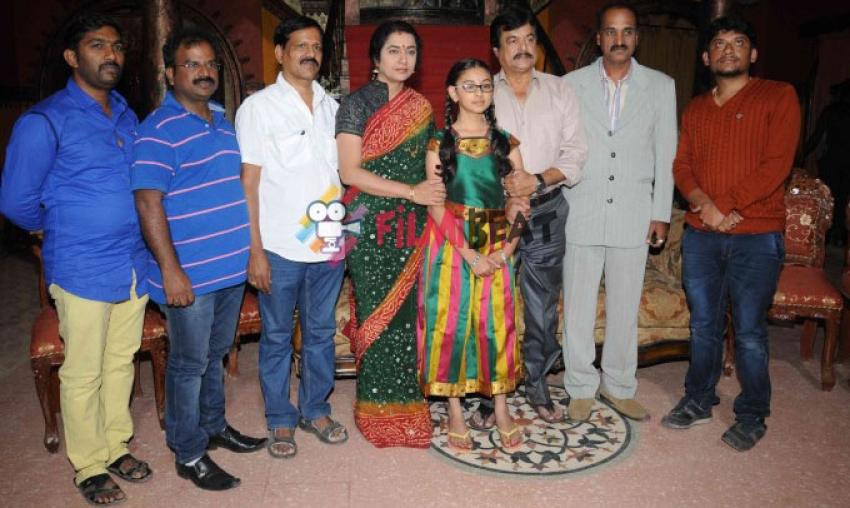 Naani Shooting Press Meet Photos