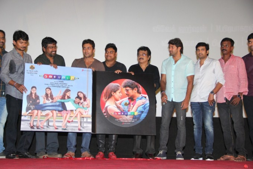 Nanbenda Audio Launch Photos