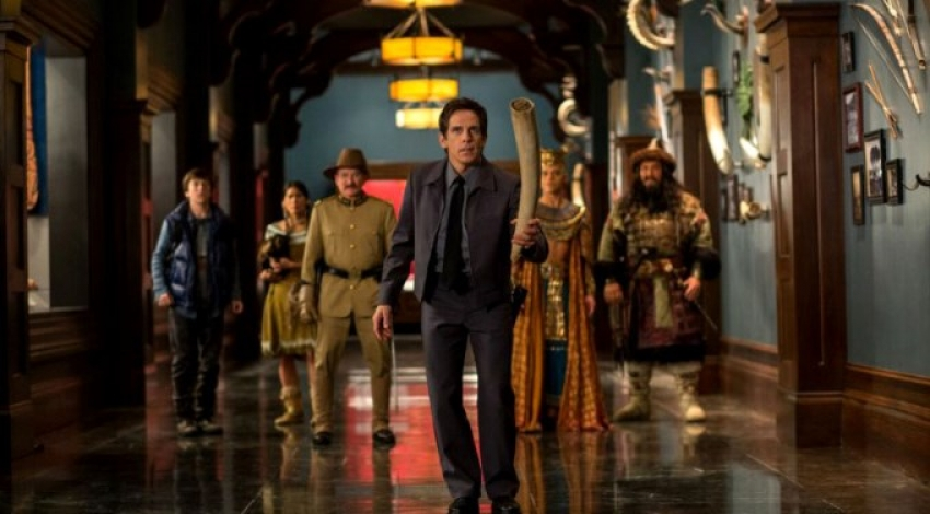 Night At The Museum 3: Secret Of The Tomb Photos