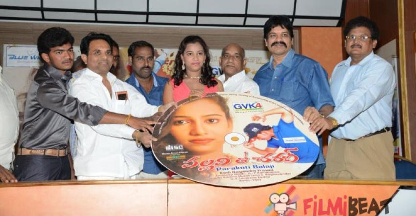 Pallavi Tho Charan Audio Launch Photos