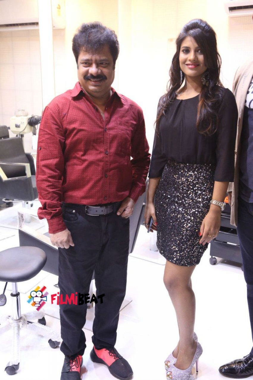 Essensuals Toni and Guy Salon Launch Photos