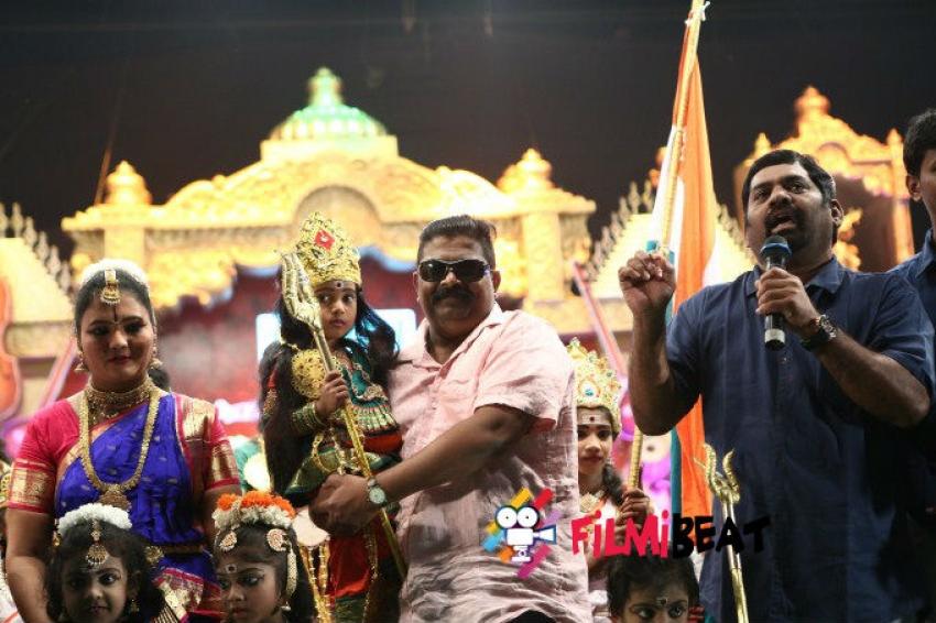 Pisasu Team At Chennaiyil Thiruvaiyaru Season 10 Photos