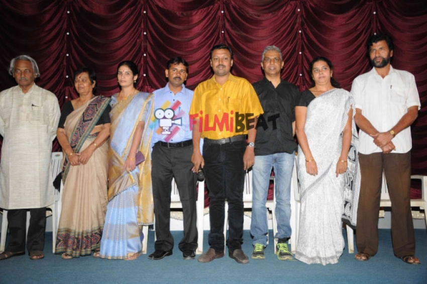 Prakruti Film Press Meet Photos