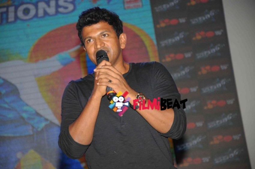 Puneeth Rajkumar's Power 100 Days Celebration Photos