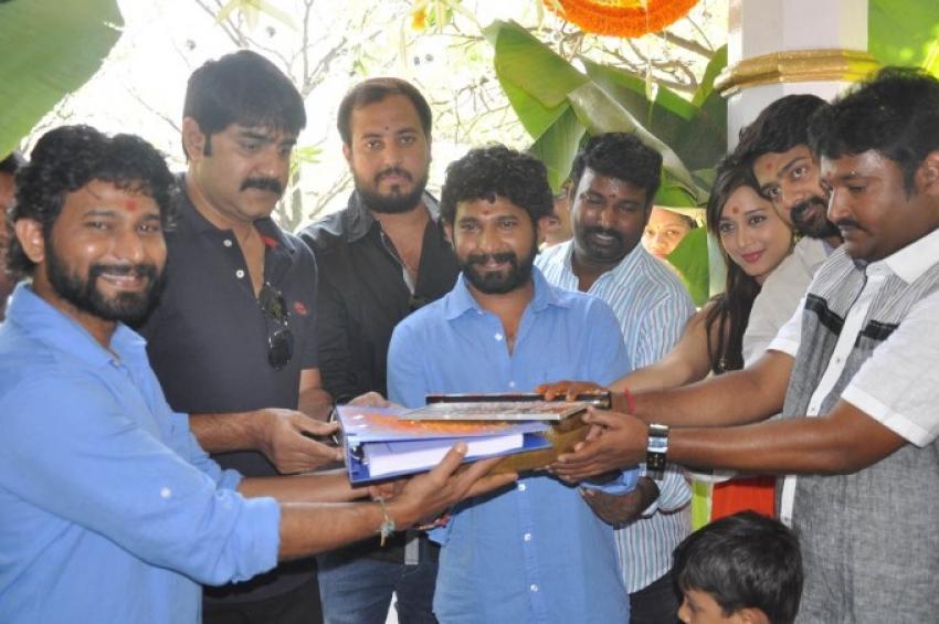 Racha Rambola Movie Launch Photos