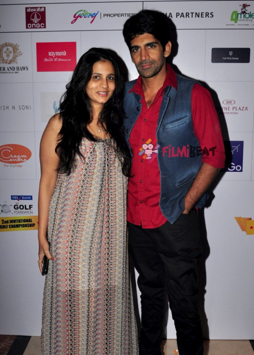 Mandira Bedi At Golf Foundation Dinner Party Photos