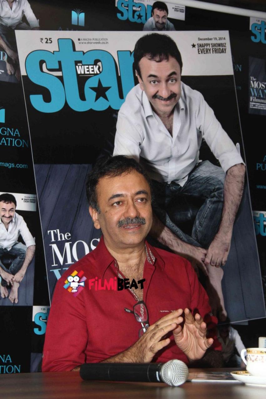 Rajkumar Hirani Launch Starweek Edition Photos