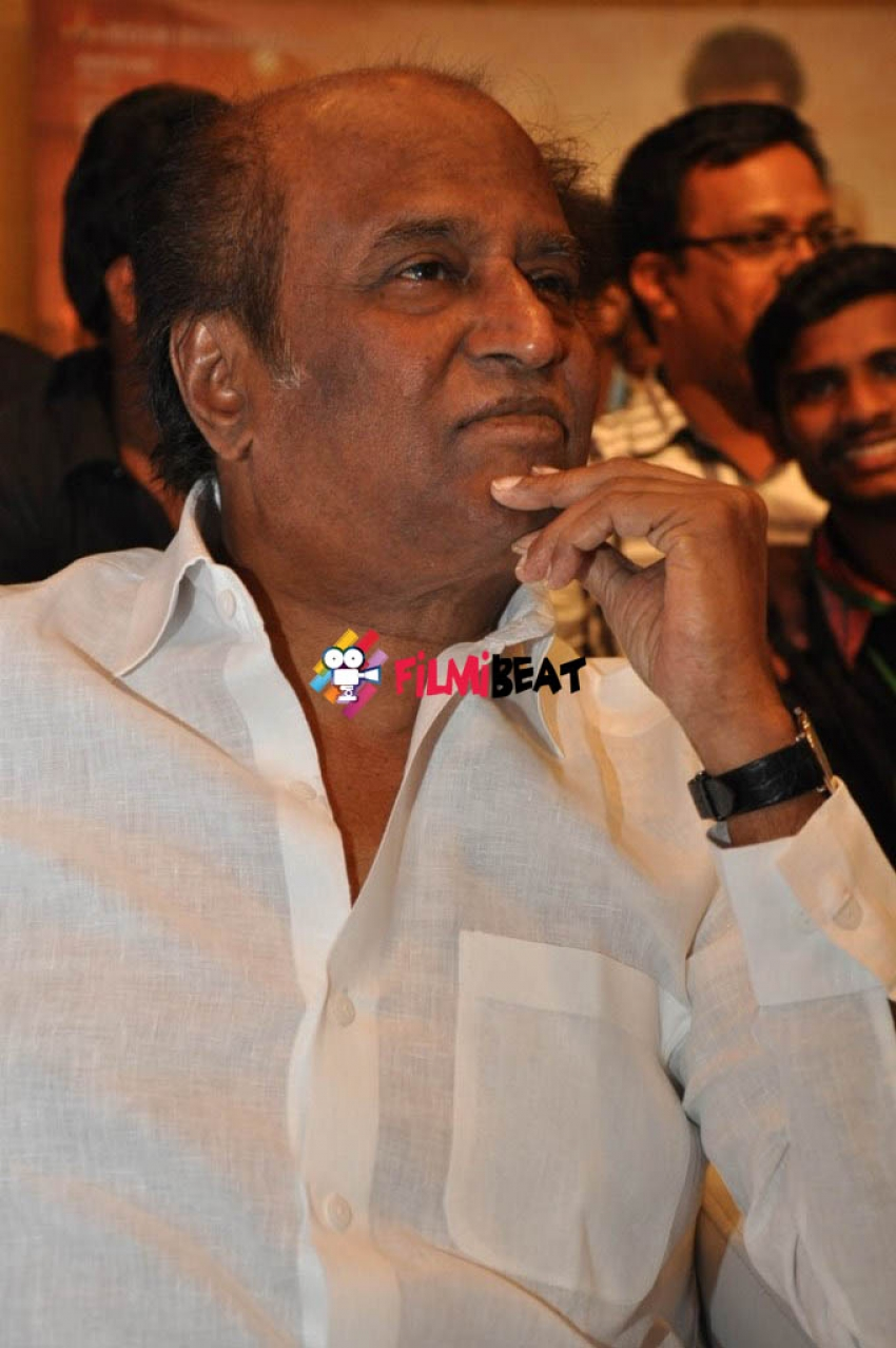 Telugu Lingaa Press Meet Photos