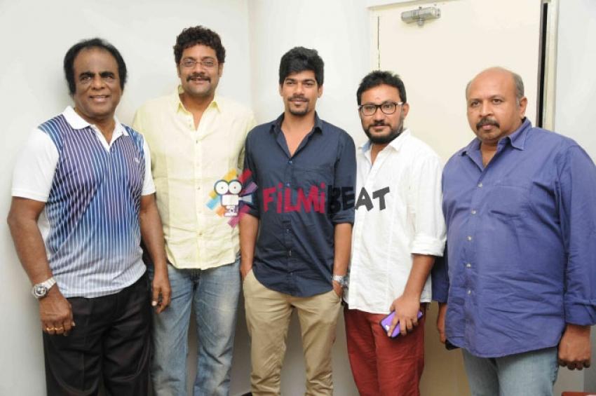 Rudra Tandava Film Press Conference Photos