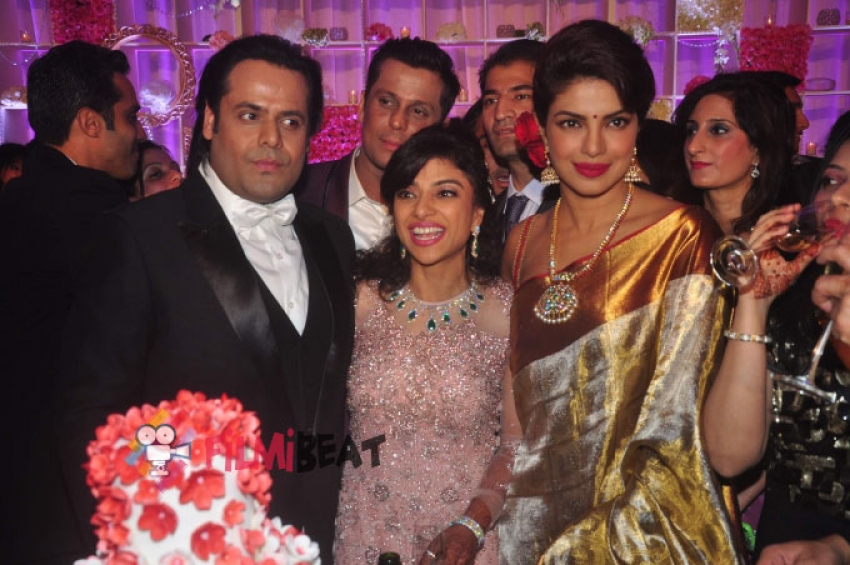 Reception Of Udhay And Shirin Morani Photos
