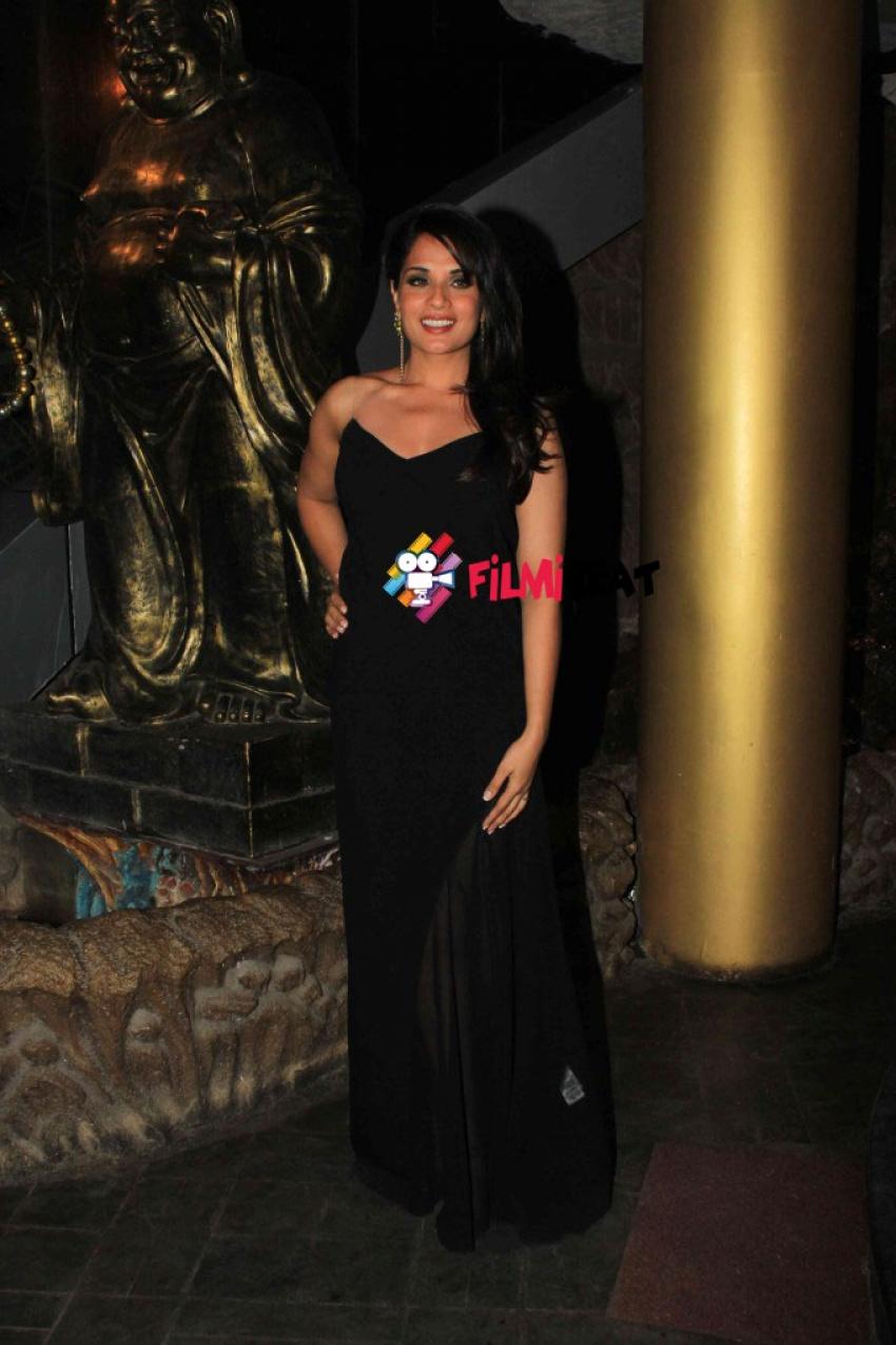 Richa Chadda's Birthday Celebrations At REN, Bandra Photos