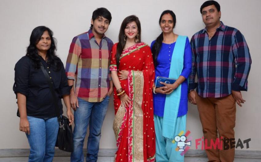 Saheba Subramanyam Special Show Photos