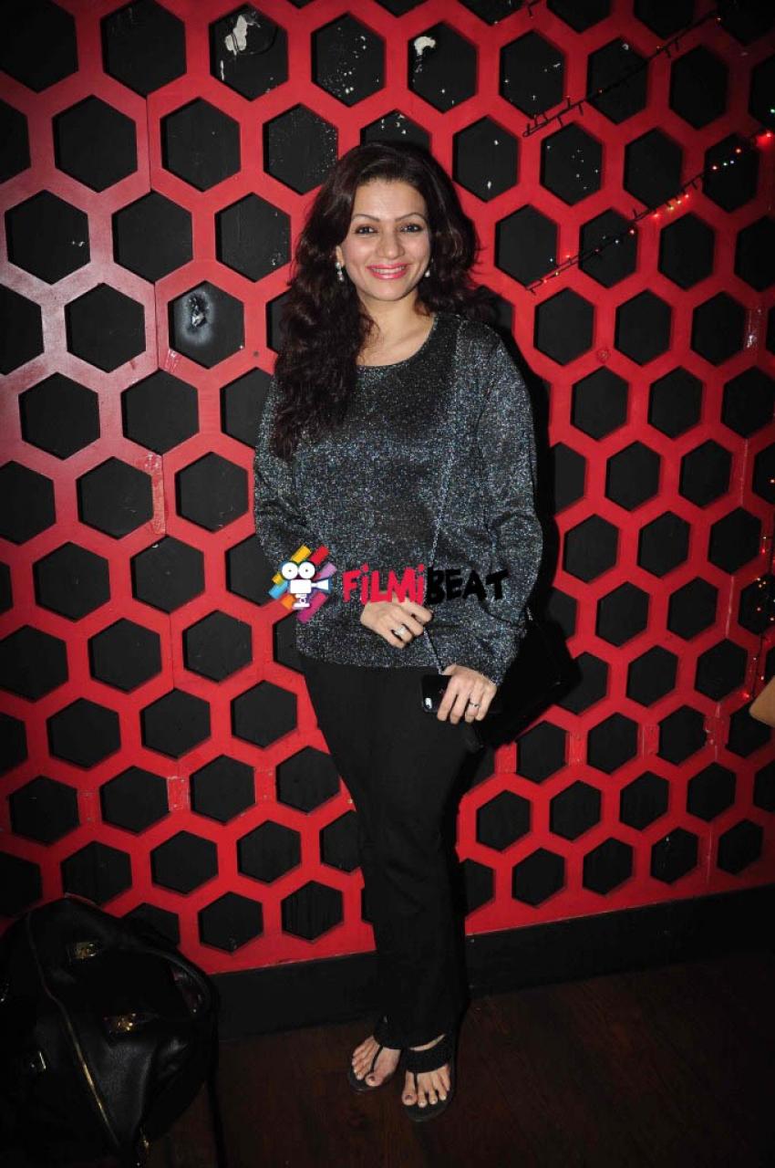 Sandip Sopharekar Christmas Party Photos