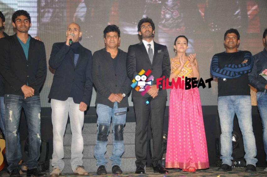 Siddhartha Film Audio Release Photos
