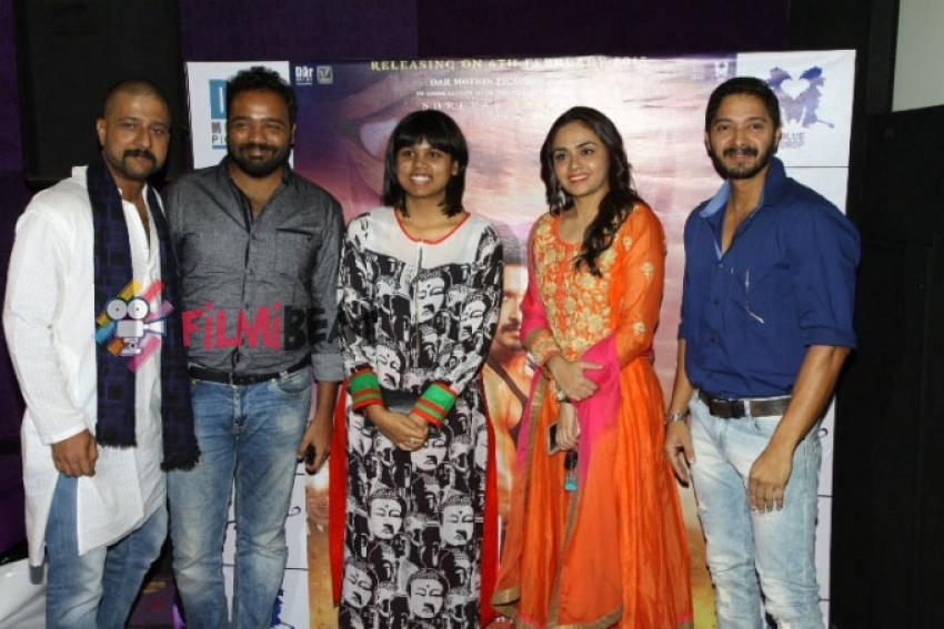 Shreyas Talpade's 'Baji' Trailer Launch Photos