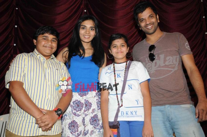 Love In Mandya Film Success Meet Photos