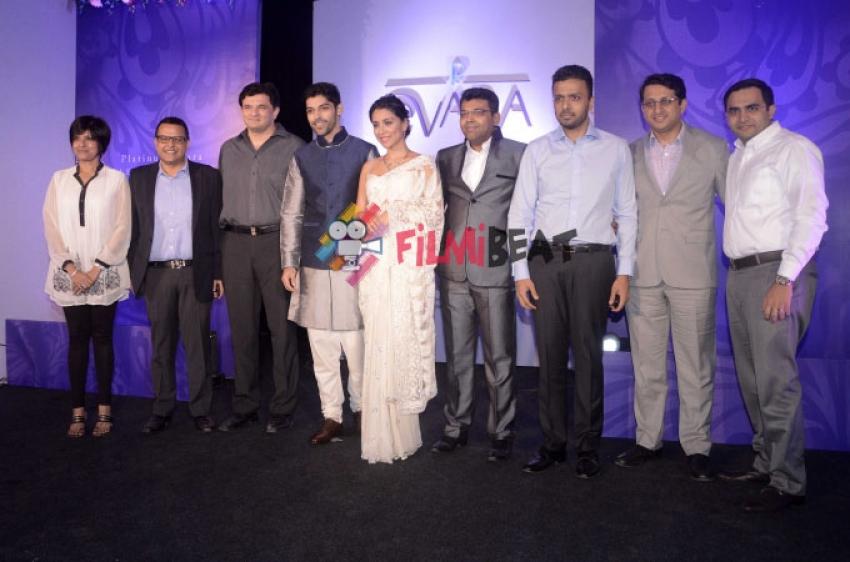 Amrita Puri Unveils 'Evara' Collection By Platinum Guild India Photos