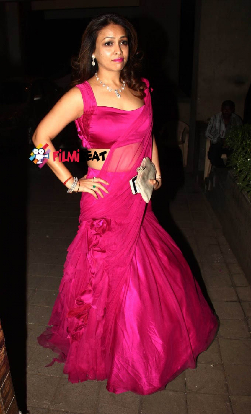 Manish Malhotra Birthday Bash 2014 Photos