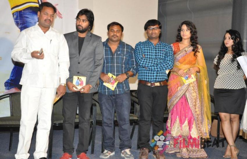 Toll Free No 143 Movie Audio Launch Photos