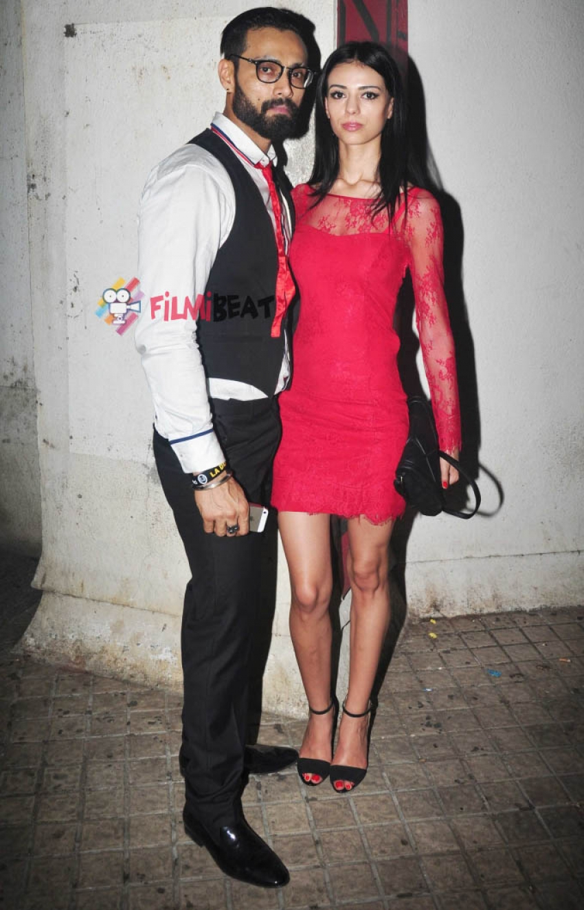 Ugly Special Screening Photos