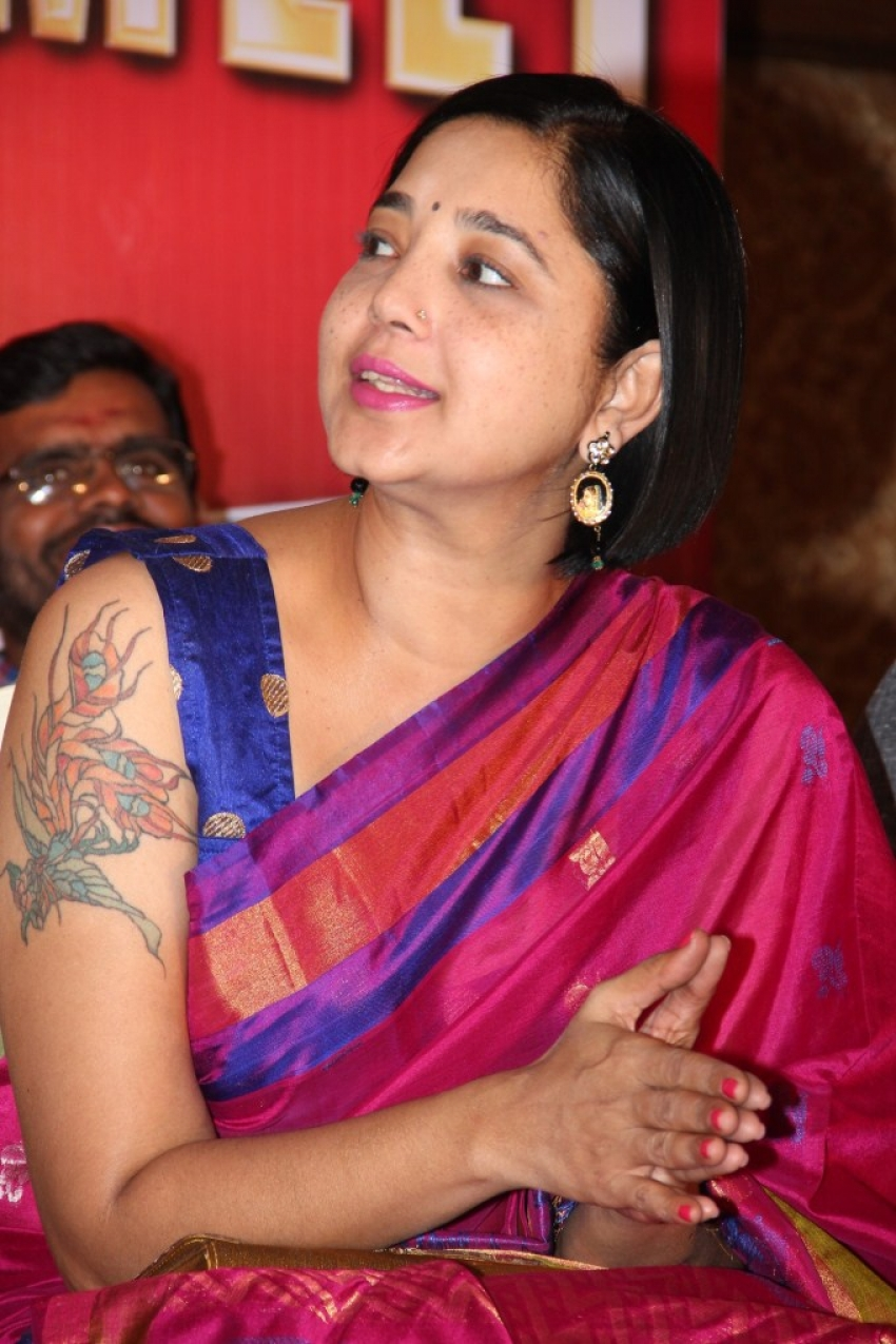 Aambala Movie Success Meet Photos