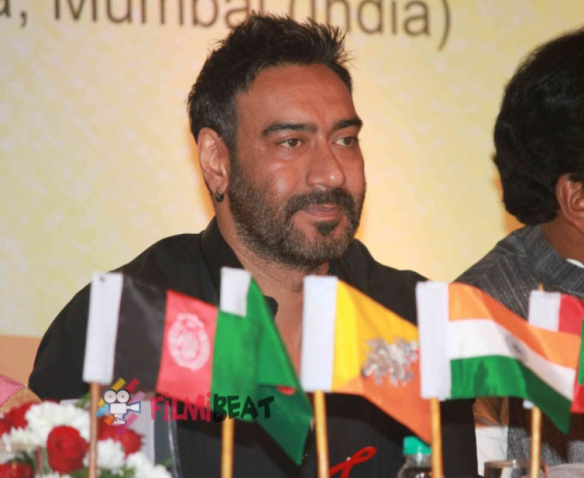 Ajay Devgn Celebrates National Youth Day 2015 Photos