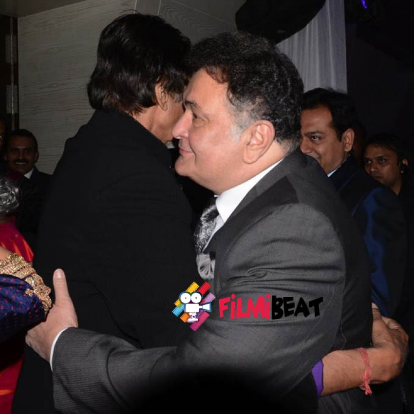 Sonakshi Sinha Brother Kush Wedding Reception Photos