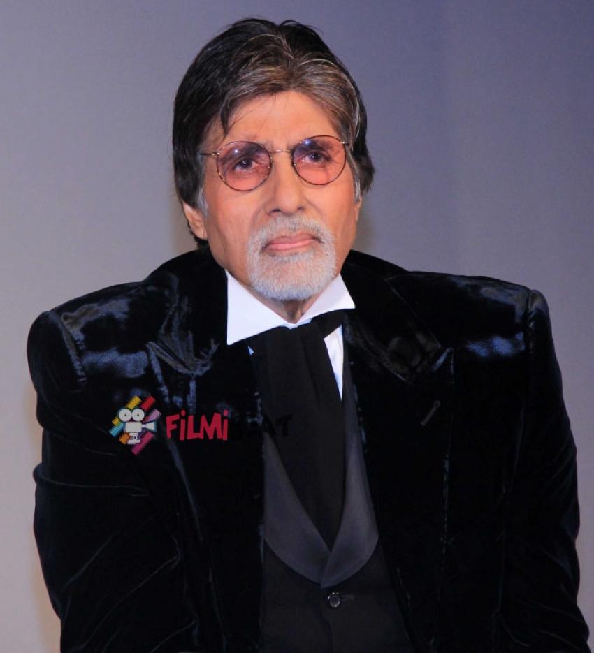 Shamitabh Trailer Launch Photos