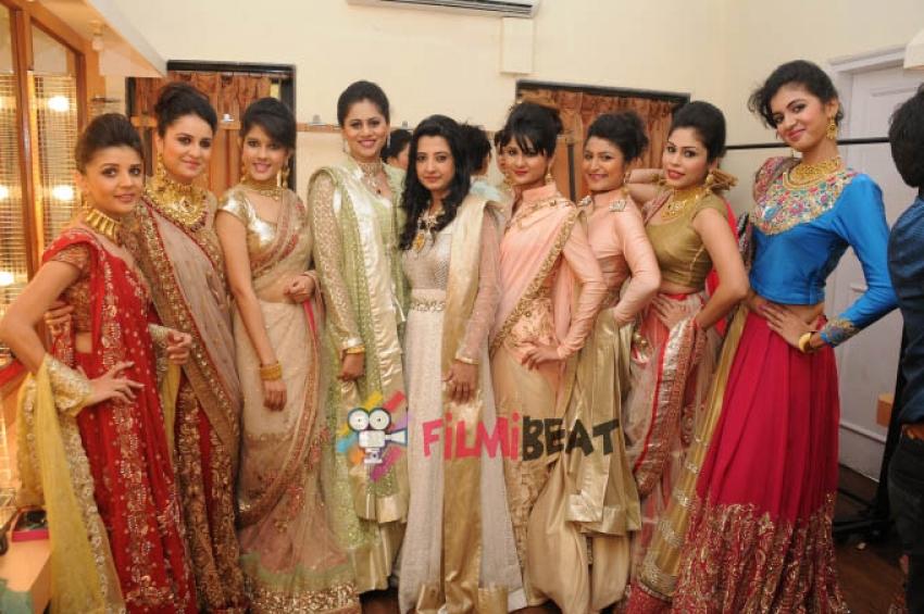 Zalawadi Mahila Mandal Fashion Show Photos