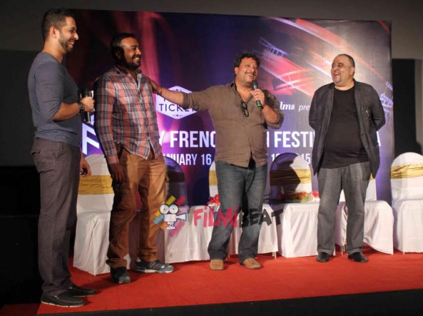 My French Film Festival India 2015 Photos