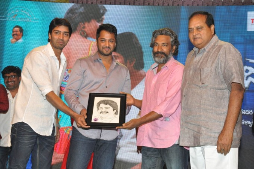 Bandipotu Audio Launch Photos