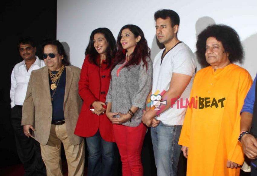 Satya Sai Baba Movie First Look Launch Photos