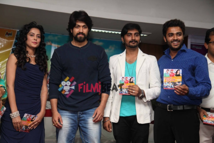 Bombay Mittai Film Press Meet Photos