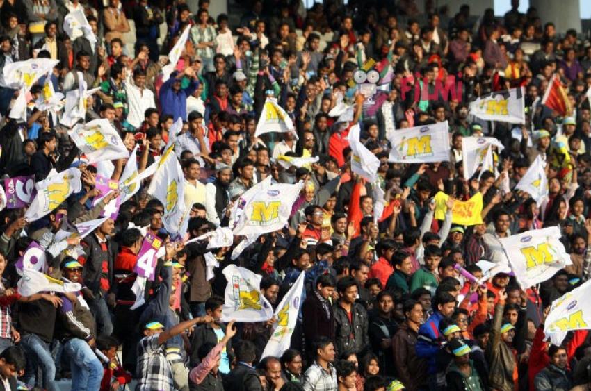 CCL 5 Mumbai Heroes Vs Kerala Strikers Photos
