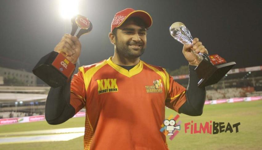 CCL 5 Telugu Warriors Vs Bengal Tigers Photos