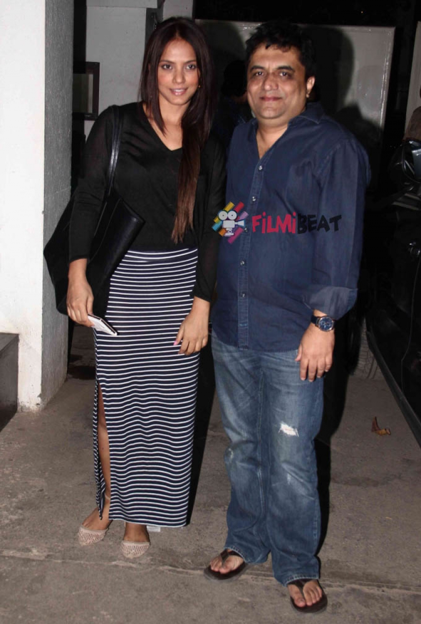 'Crazy Cukkad Family' Movie Special Screening Photos