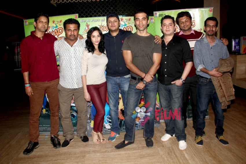 'Crazy Cukkad Family' Special Screening Photos