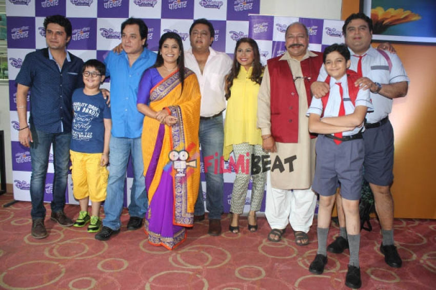 Disney Channel Celebrates Togetherness With Indian Families Photos