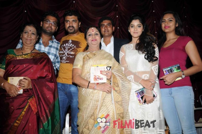 Sapno Ki Rani Film Press Meet Photos